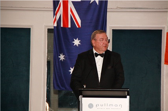 His Honour, Justice Martin Daubney of the Supreme Court of Queensland